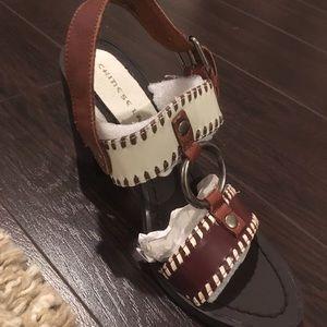 Never been worn heels